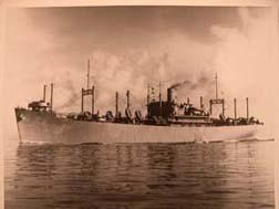 SS Jacob Luckenbach